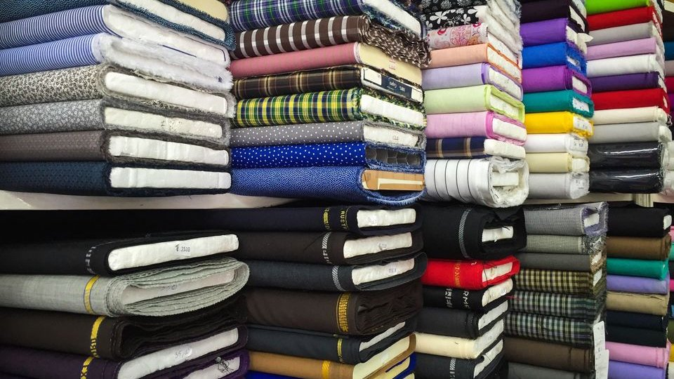 jenis-jenis bahan kain