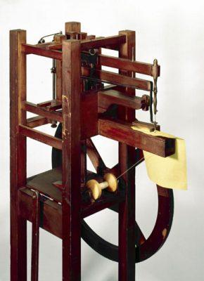 sejarah mesin jahit Bartheleémy Thimonnier