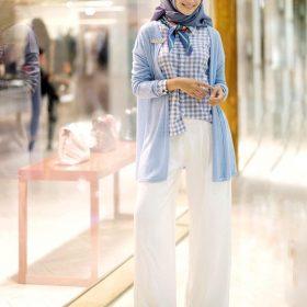 Padu Padan Celana Kulot Pas untuk Wanita Berjilbab