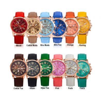 warna jam tangan