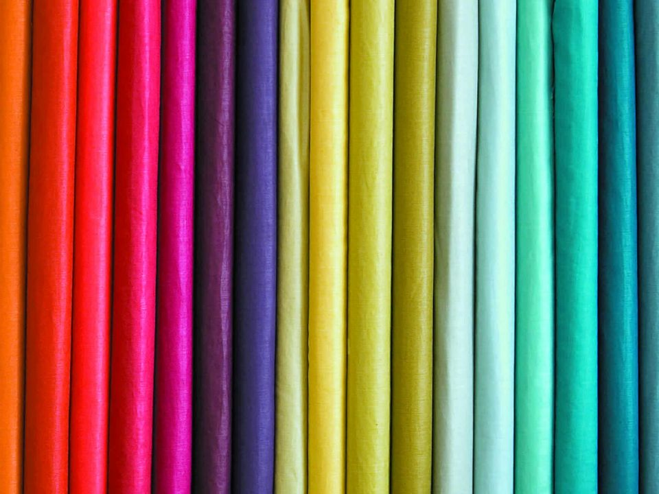 Jenis kain untuk dress