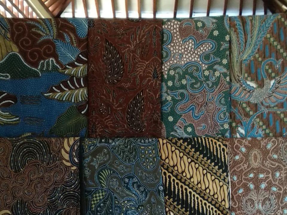 Jenis bahan kain batik