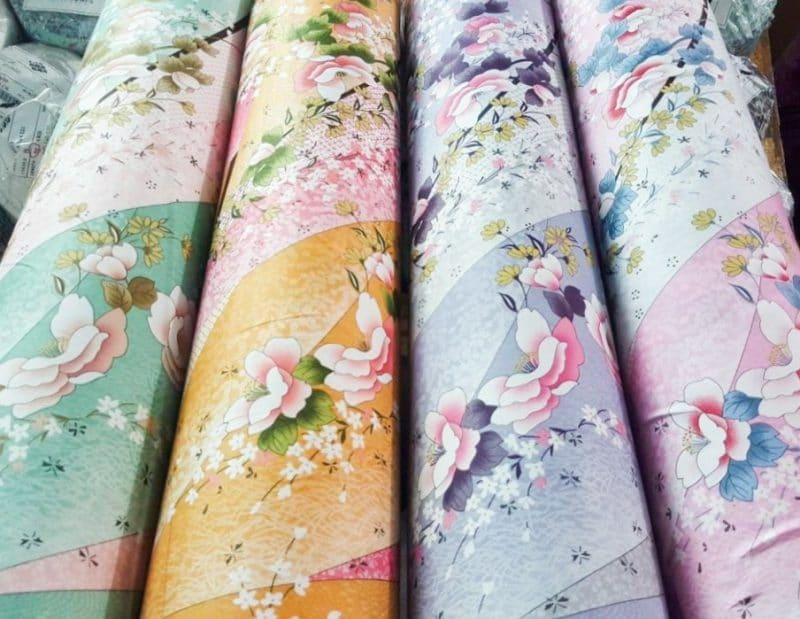 kain katun jepang punya banyak kelebihan yang membuatnya populer